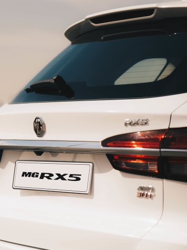 MG RX5 Rear Lamp