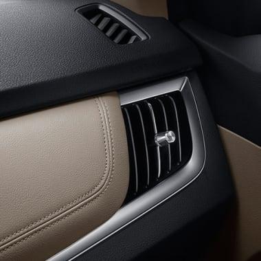 MG RX5 Interior