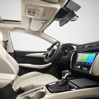 MG5 Beige Interior Right Side