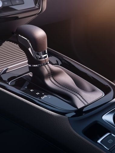 MG5 Black Interior Gear
