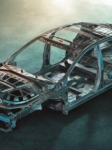 MG5 Steel Body
