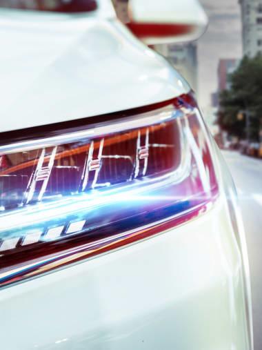 MG RX5 Rear LED Lamp