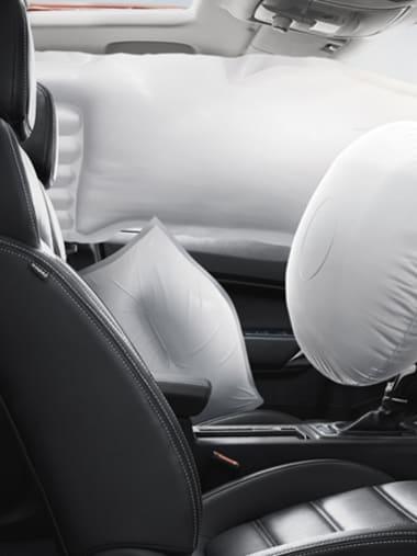 MG ZS Air Bags