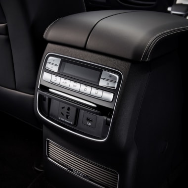 MG RX8 Infotainment System