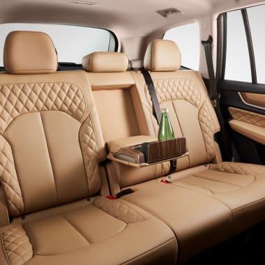 MG RX8 Rear Seating
