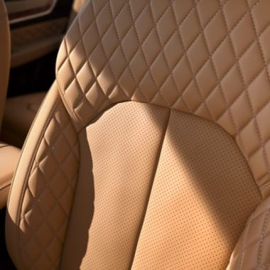 MG RX8 Leather Seat